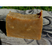 Light Pine Tar Soap Lard and Lye Soap with Pine Tar. Single bar.